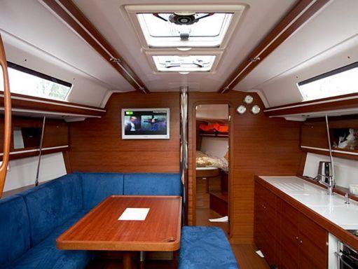 Sailboat Dufour 405 Grand Large · 2011 (refit 2020) (1)