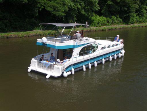Houseboat Nicols Estivale Octo Fly C · 2021 (4)