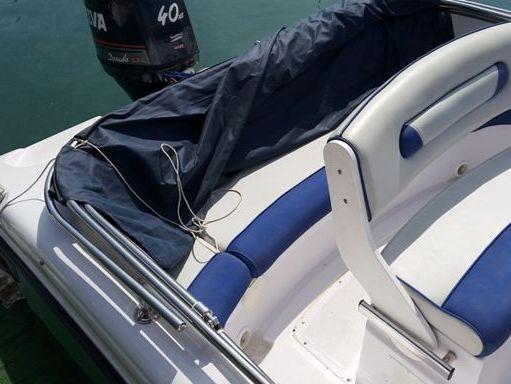 Speedboat Ranieri Voyager · 2018 (refit 2018) (4)