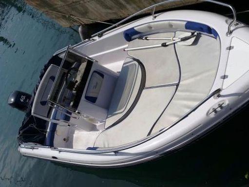 Speedboat Ranieri Voyager · 2018 (refit 2018) (1)