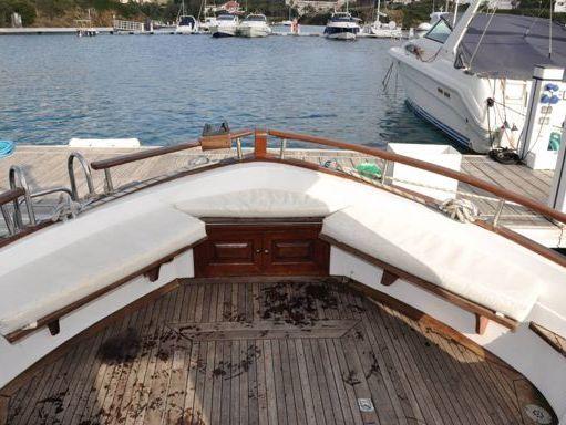 Motorboat Myabca 900 · 2015 (1)