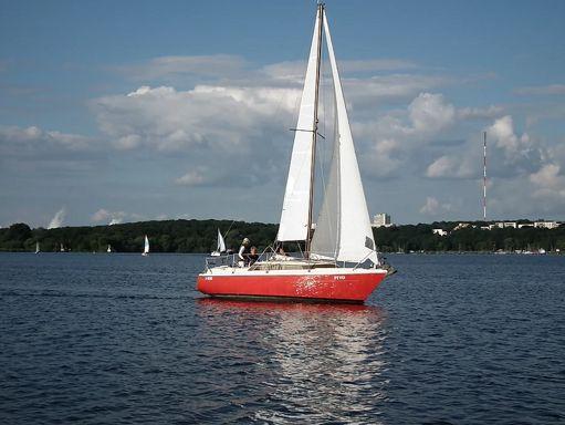 Sailboat Delanta 80 · 2008 (1)