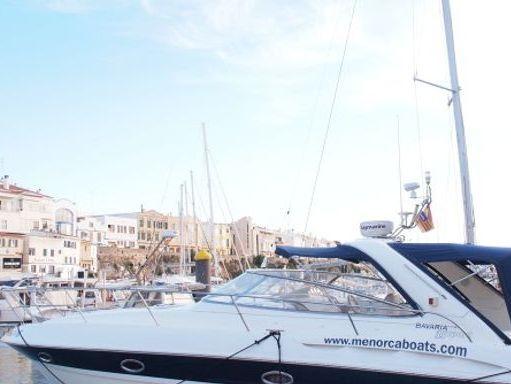 Motorboat Bavaria Sport 35 · 2015 (0)
