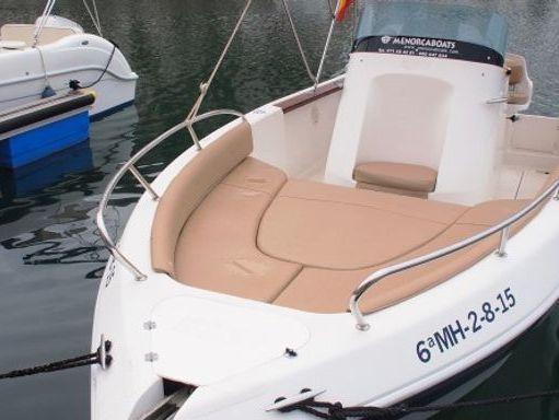 Speedboat Aquamar 615 · 2015 (2)