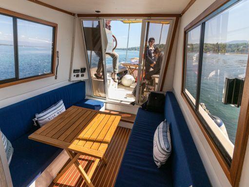 Motorboot Grove Boats Aquabus 1050 - 2008 (Umbau 2019) (4)
