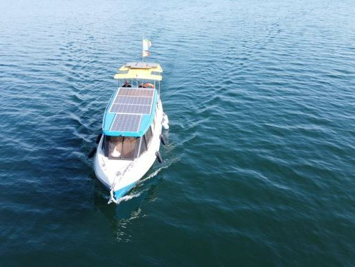 Motorboot Grove Boats Aquabus 1050 - 2008 (Umbau 2019) (1)