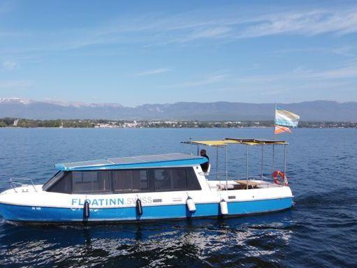 Motorboot Grove Boats Aquabus 1050 - 2008 (Umbau 2019) (2)