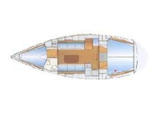 Sailboat Bavaria 34 (2015) (2)