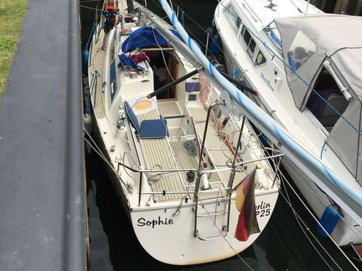 Sailboat Bavaria 26 · 1986 (refit 2011) (1)