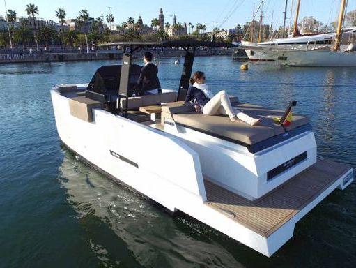 Speedboat De Antonio D28 Open · 2019 (2)