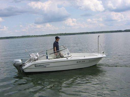 Speedboat Mystraly 520 · 2015 (refit 2020) (1)