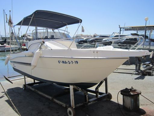 Speedboat Shiren 23 Open · 2008 (1)