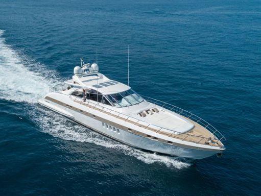 Motorboat Mangusta 80 · 2005 (0)