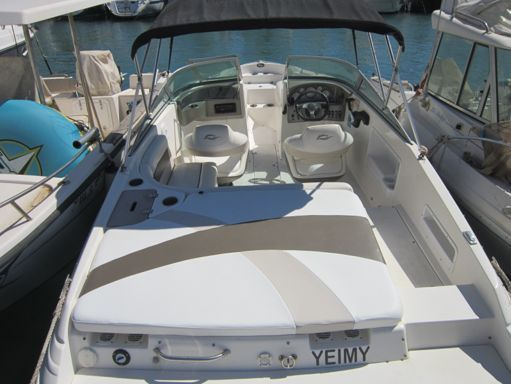 Speedboat Rinker Captiva 192 · 2009 (2)