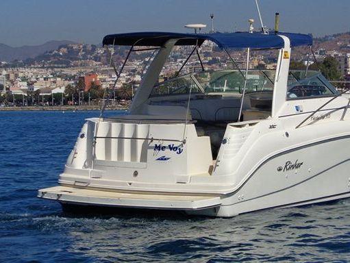 Motorboat Rinker Fiesta Vee 310 · 2002 (2)