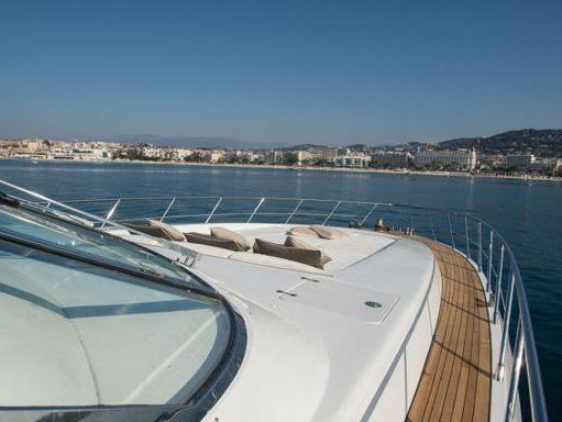 Motorboat Mangusta 80 · 2005 (4)
