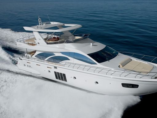Motorboat Azimut 77 · 2013 (refit 2019) (2)