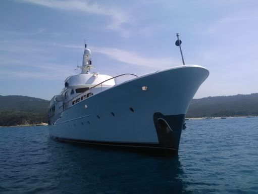 Motorboat Custom Built · 1956 (refit 2014) (2)