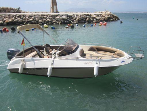 Motorboat Galia 570 · 2005 (1)