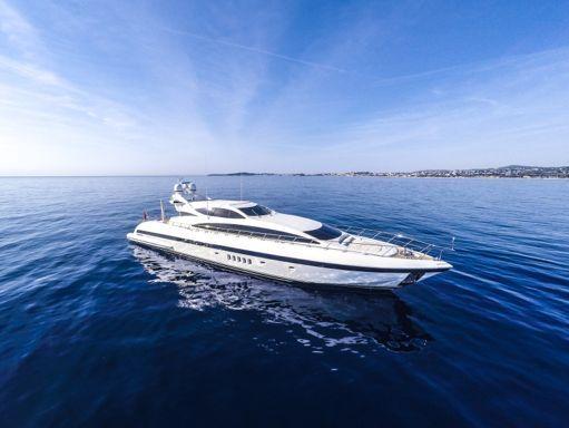 Motorboat Mangusta 105 · 2005 (0)