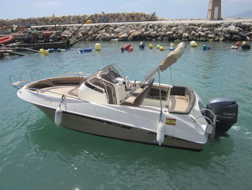 Motorboat Galia 570 · 2005 (2)