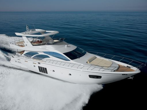 Motorboat Azimut 77 · 2013 (refit 2019) (1)
