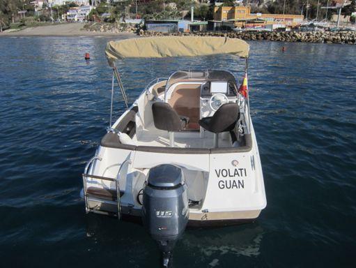 Motorboat Galia 570 · 2005 (4)