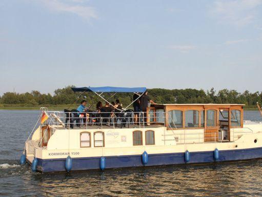Houseboat Kormoran 1500 · 2015 (1)