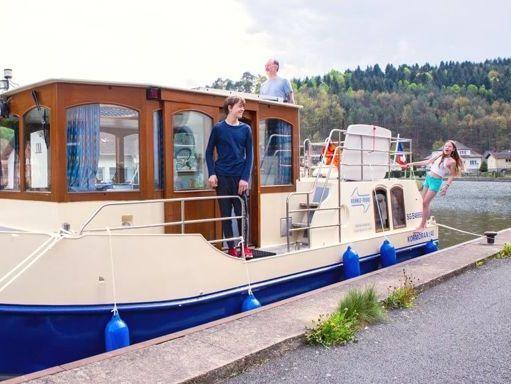 Houseboat Kormoran 940 · 2015 (2)