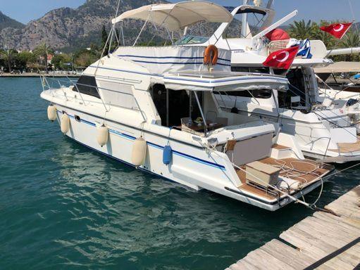 Motorboat Boot Motoryacht · 2006 (refit 2015) (4)
