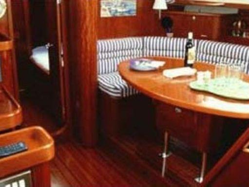 Sailboat Beneteau Oceanis 40 · 2010 (1)
