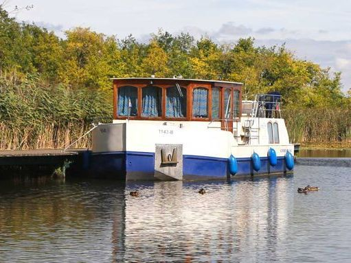 Houseboat Kormoran 940 · 2015 (1)