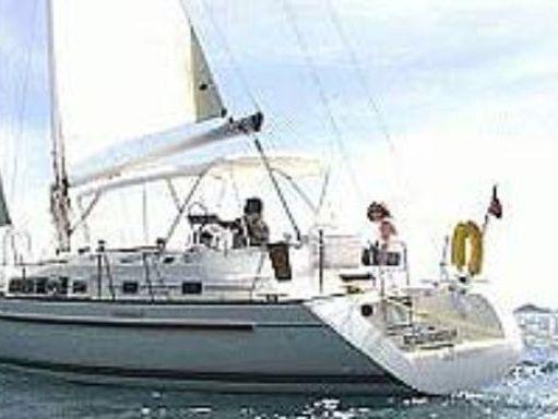 Sailboat Beneteau Oceanis 40 · 2010 (0)