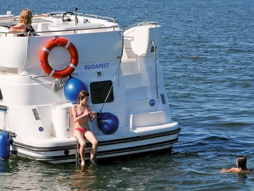 Houseboat Haines 1190 · 2010 (2)