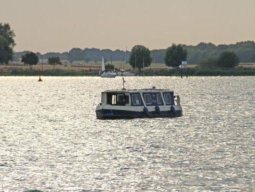 Motorboat Narrowboat Galle · 1991 (1)