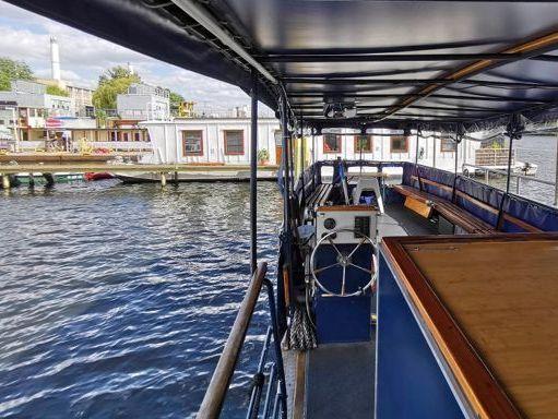 Speedboat Custom Built · 1996 (4)