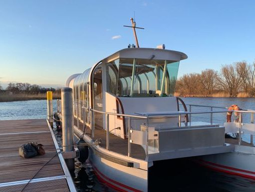 Speedboat Kiebitzberg PonTom 14 · 2010 (1)