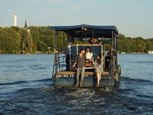 Speedboat Custom Built · 1996 (2)