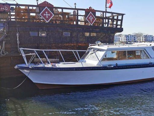 Houseboat VEB Konigstein KB12A · 1980 (0)