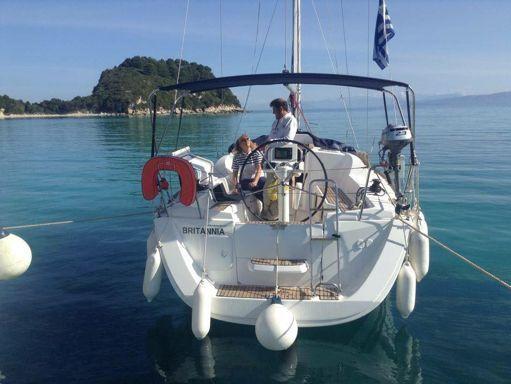 Segelboot Jeanneau Sun Odyssey 33 i · 2014 (0)