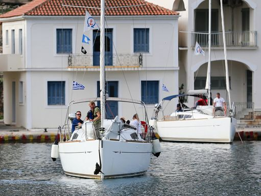 Barca a vela Jeanneau Sun Odyssey 33 i · 2013 (0)
