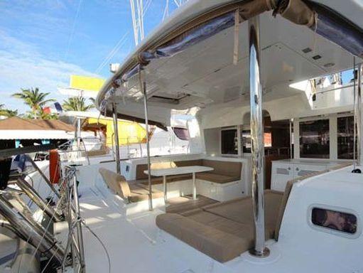 Catamaran Lagoon 450 · 2012 (4)