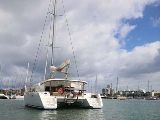 Catamaran Lagoon 450 · 2012 (2)