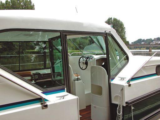 Motorboat Nicols Grand Confort 1350B · 2006 (4)