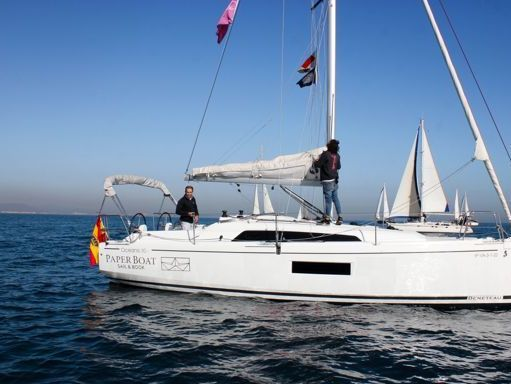 Sailboat Beneteau Oceanis 30.1 · 2020 (1)