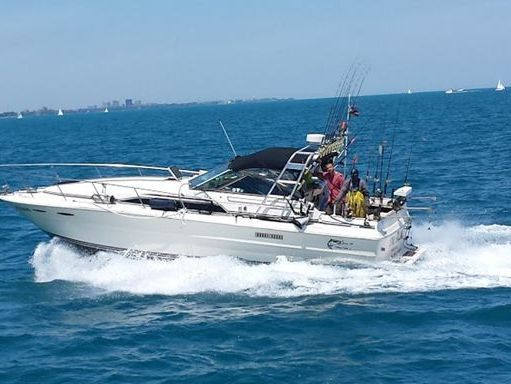 Motorboat Custom Built · 2015 (1)
