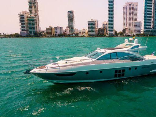 Motorboat Azimut 62 S · 2014 (0)