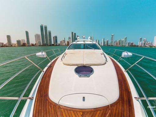 Motorboat Azimut 62 S · 2014 (4)