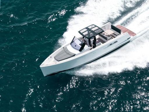 Motorboat Fjord 40 Open · 2016 (refit 2021) (1)