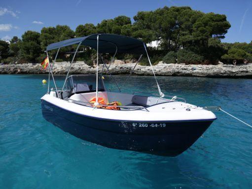 Motorboat Pegazus 460 · 2019 (0)